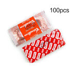 5 10 50 100Pcs Men Male Sex Safe Latex Condom Sexual Health Home Hotel Wholesale