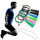 Body Building Fitness Accessories Steel Wire Jump Ropes ABS Handle  Skip Rope image