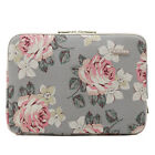 Canvas Laptop Bag Sleeve Case for 13 14 15 Notebook Bag Macbook Dell HP Surface