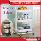 3-Tier Utility Service Cart Heavy Duty Tools Cart Move The Cart Three Colors