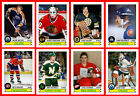 RETRO High Grade 1980s Hockey Card Style PHOTO CARDS Boston to Montreal U-Pick $1.0 CAD on eBay