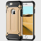 Shockproof Armour Heavy Duty Tough Case Cover iPhone XS MAX  XR X 7 6 SE 11 Pro