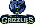 Memphis Grizzlies sticker for skateboard luggage laptop tumblers car (g) on eBay
