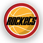 Houston Rockets sticker for skateboard luggage laptop tumblers car (i) on eBay