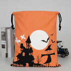 Halloween Pumpkin Witches Gift Bag Candy Cookie Gift Bag Treat Storage Pouch