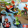 MarioKart Nintendo Carrera Race Track Game Set with Mario & Yoshi Working! G9