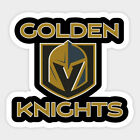 Vegas Golden Knights sticker for skateboard luggage laptop tumblers car (d) $5.99 USD on eBay
