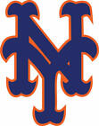New York Mets vinyl sticker for skateboard luggage laptop tumblers car(d) on Ebay
