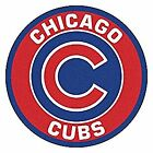 Chicago Cubs vinyl sticker for skateboard luggage laptop tumblers car on Ebay