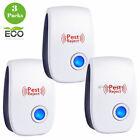 6x Ultrasonic Pest Repeller Plug in Control Electronic Repellent Mice Rat Reject