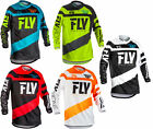 Fly Racing Mens & Youth F-16 Dirt Bike Jersey MX ATV Offroad Off-Road 2018