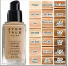 Avon True Color Flawless Liquid Foundation - You Choose Color