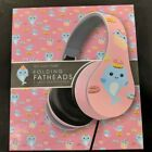 FOLDING FATHEADS STEREO HEADPHONES Over The Ear Pick 1 From 14 Designs