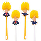 Donald Trump Toilet Bowl Brush Gag Novelty Political College Home Funny Gifts