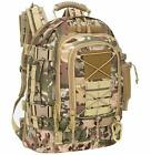 WolfWarriorX Military Tactical Assault Backpack for School Outdoor Sports, Work