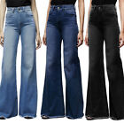 Fashion Women's Ladies Jeans Slim Thin  Trousers Denim Casual Pants GIFT