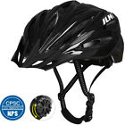 ILM Cycling Bike Helmet Quick Release Strap Lightweight CPSC Approved for Unisex