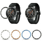 Time Dial Bezel Ring Metal Cover Diamond Shell Watch Protective Case image