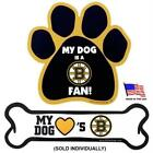 Boston Bruins Car Magnets from StayGoldenDoodle.com $12.99 USD on eBay