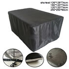 Waterproof 4 Size Outdoor Patio Garden Furniture Rain Snow Uv Cover Table Chair