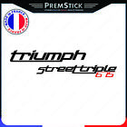 Stickers Triumph Street Triple 675 - Motorcycle, Two Wheels, Scooter, ref8 $9.5 AUD on eBay