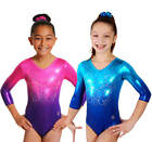 NEW Ombre Gymnastics Competition Leotard by Snowflake Designs