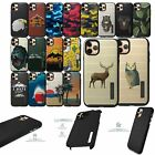 "Case For [Apple iPhone 11 (6.1"")][GRIP TACTICAL SET5] Hybrid Heavy Duty"