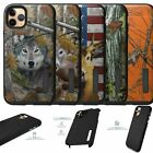 "Case For [iPhone 11 Pro Max (6.4"")[GRIP TACTICAL SET13] Combat Dual Layer Cover"