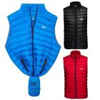 *New* Mac In A Sac  Mens Alpine Down Gilet - Lightweight & Compact - Packable