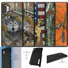 """Case For [Note 10+ /Pro (6.8"""")[GRIP TACTICAL SET13] Combat Dual Layer Cover"""