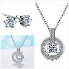 Classice Sterling Silver Jewellery Set Royal Mail 1st Class