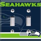 Football Seattle Seahawks Light Switch Plate Cover ~ Choose Your Cover ~ $9.99 USD on eBay