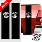 Dodge Ram 1500 to 3500 Rear Bed Truck Decals Stripes RAM 5.7 L SUPER BEE Kit |20