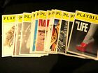 Playbills 90's/00's YOU PICK  $1.50 Plays, $2.50 Musicals, REALLY Cheap Shipping