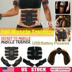 Recharge Smart EMS Hip Trainer Muscle Stimulator Wireless Buttocks Abdominal ABS image