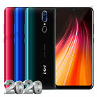 """2019 2+16gb 6.3"""" Android 9.0 Unlocked Smartphone Cell Phone Dual Sim Phablet Gps"""