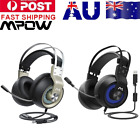 Mpow EG3 PRO Gaming Headset Surround Sound Stereo Headphone with Mic for PS4 PC