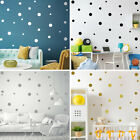 Removable Polka Dots Wall Sticker Decal Home Living Room Kids Bedroom Decoration
