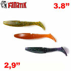 "New BANDIT (thug) Fanatik 2.9""-3.8"" Eatable Soft Fishing Lures Silicone Baits $3.99 USD on eBay"