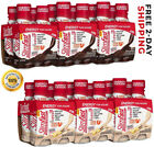 Slim-Fast Advanced Energy Meal Replacement Drink Protein Shake 12 pack Chocolate
