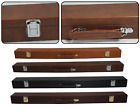 NEW Quality Pool / Snooker Hard Case for 2 Piece Cue 50/50 split £19.99 GBP on eBay