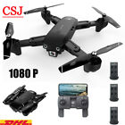 CSJ S166GPS Drone Camera Home WIFI FPV Live Video RC Quadcopter Toy Gift Y0K0