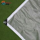 Strong Rip Resistant Transparent Tarp Greenhouse Cover. 8 sizes