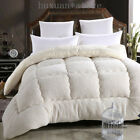 High Quality Wool Material Quilt Comforter Winter Thick Blanket Solid Color Soft image