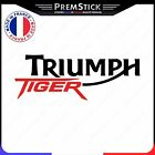 Stickers Triumph Tiger G - Sticker Motorcycle, Two Wheels, Scooter, Helmet ref21 $9.5 AUD on eBay