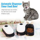 Automatic Pet Feeder Dog Cat Dispenser Timer Portion Control Food Bowl Dish