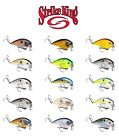 Strike King KVD 2.5 Wake Bait Crankbait Lure - Select Color(s)