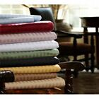 1200 Thread Count Egyptian Cotton Bed Sheet Set All Striped Colors & Sizes image