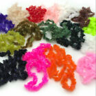 FRIZZLE CHENILLE - Hareline Fly Tying Material - Medium, Large, & Wide Sizes!