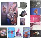 "Universal Cartoon Case PU Leather Cover For All ASUS Google Nexus 7"" 10"" Tab"